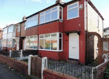 Thumbnail 2 bed semi-detached house to rent in Gloucester Road, Droylsden, Manchester
