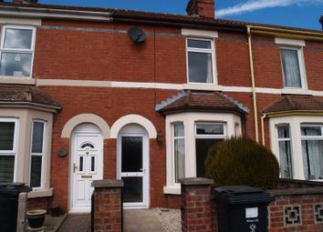 Thumbnail 2 bed terraced house to rent in Moredon Road, Swindon