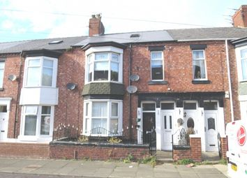 Thumbnail 3 bed maisonette for sale in Hyde Street, South Shields