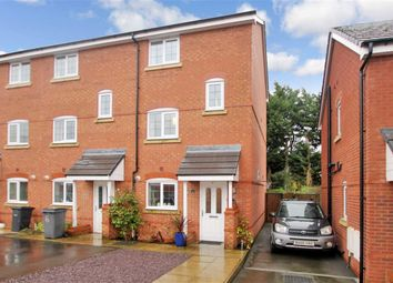 Thumbnail 4 bed town house for sale in Heritage Way, Llanymynech