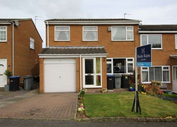 Thumbnail 4 bedroom semi-detached house for sale in Camberley Drive, Brandon, Durham