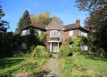 Thumbnail 4 bed detached house for sale in Cavendish Road, Ellesmere Park, Eccles, Manchester