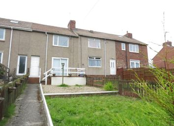Thumbnail 3 bedroom terraced house for sale in Wordsworth Avenue, Blackhall TS274Nt.