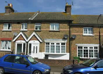Thumbnail 2 bed terraced house for sale in Bradford Street, Old Town, Eastbourne