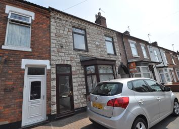 Thumbnail 4 bed terraced house for sale in Shobnall Street, Burton-On-Trent