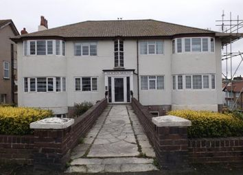 Thumbnail 2 bed flat for sale in Newton Mount, Abbey Road, Rhos On Sea, Conwy
