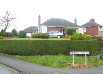 Thumbnail 3 bedroom detached bungalow to rent in Barnfield Crescent, Wellington, Telford
