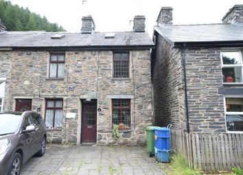 Thumbnail 2 bed semi-detached house for sale in Park Terrace, Corris, Machynlleth, Gwynedd