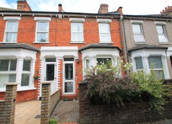 Thumbnail 3 bed terraced house for sale in Byron Road, Harrow-On-The-Hill, Harrow