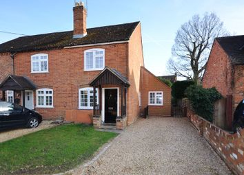 Thumbnail 2 bed cottage to rent in Keephatch Road, Wokingham