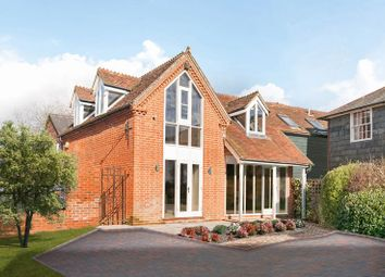 Thumbnail 2 bed semi-detached house for sale in Portersbridge Mews, Central Romsey, Hampshire