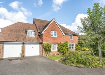 Thumbnail 5 bed detached house for sale in Barrow Close, Billingshurst, West Sussex