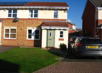 Thumbnail 3 bed semi-detached house for sale in Wedgewood Close, Coventry