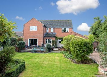 Thumbnail 5 bed detached house for sale in No Mans Heath, Warwickshire