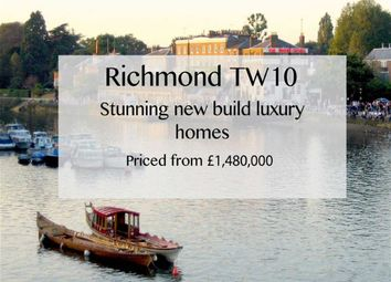Thumbnail 4 bed detached house for sale in Latchmere Close, Richmond
