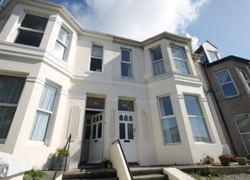 Thumbnail 2 bed flat to rent in Elm Road, Mannamead