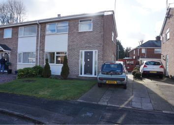Thumbnail 3 bedroom semi-detached house to rent in Woolacombe Close, Warrington