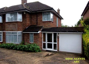 Thumbnail 3 bed semi-detached house for sale in Hartland Drive, Edgware, Middlesex