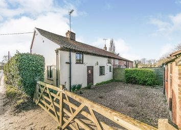 Thumbnail 2 bedroom property for sale in Main Road, Sutton, Woodbridge