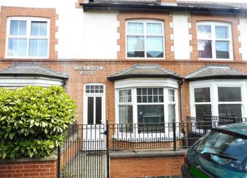 Thumbnail 2 bedroom terraced house for sale in Church Avenue, Leicester