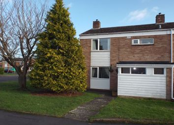 Thumbnail 3 bed semi-detached house for sale in Maycroft, Evesham