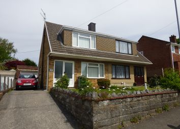 Thumbnail 3 bed property to rent in Trevallen Avenue, Cimla, Neath .
