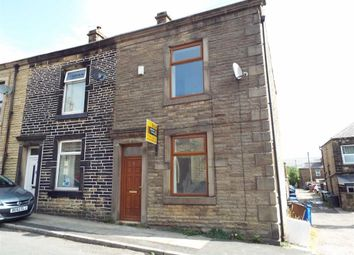 Thumbnail 2 bed end terrace house to rent in Garnett Street, Ramsbottom, Lancashire