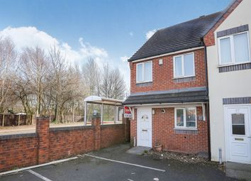 Thumbnail 2 bedroom end terrace house for sale in St. Stephens Gardens, Wolverhampton Street, Willenhall