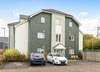 Thumbnail 1 bed flat for sale in Bedford Drive, Fareham