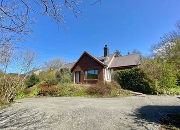 Thumbnail 3 bed detached bungalow for sale in Ferwig, Cardigan, Ceredigion