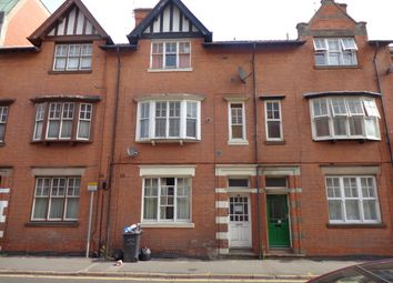 Thumbnail 1 bed flat to rent in Regent Road, Leicester