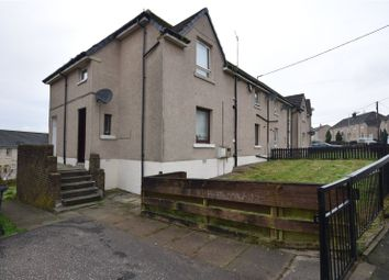Thumbnail 3 bed flat for sale in Cuilmuir View, Croy, Kilsyth, Glasgow