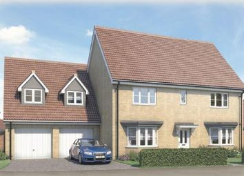 Thumbnail 4 bed detached house for sale in Runwell Road, Runwell, Essex