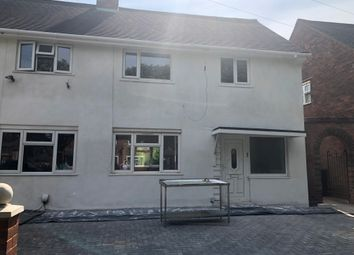 2 bed semi-detached house to rent in Gower Street, Walsall, West Midlands WS2