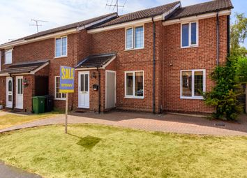 Thumbnail 3 bed end terrace house for sale in Buckingham Way, Frimley, Camberley