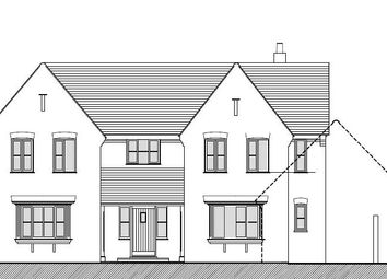 Thumbnail 4 bedroom detached house for sale in College Way, East Garston, Hungerford