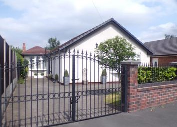 Thumbnail 2 bed bungalow for sale in Ryeburn Walk, Urmston, Manchester, Greater Manchester