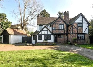 Thumbnail 4 bed detached house for sale in Denham Avenue, Denham, Uxbridge