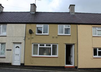 Thumbnail 2 bed terraced house for sale in Bodffordd, Llangefni