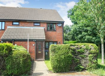 Thumbnail 3 bed end terrace house for sale in Russettwood, Welwyn Garden City, Hertfordshire