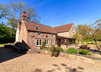 Thumbnail 5 bed detached house for sale in Old Ford Cottage, Coxley Wick, Wells