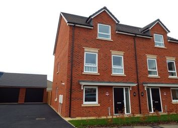 Thumbnail 4 bedroom semi-detached house to rent in Lakeside Boulevard, Churchbridge, Cannock