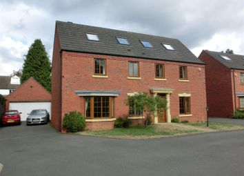 Thumbnail 7 bed property for sale in Sandy Hill Rise, Shirley, Solihull
