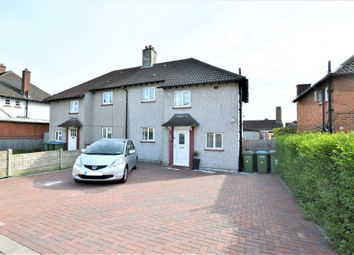 Thumbnail 3 bed semi-detached house for sale in Horsfeld Road, London