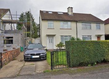 Thumbnail 5 bed semi-detached house for sale in North Downs Road, New Addington, Croydon
