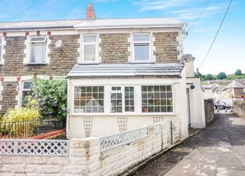 Thumbnail 3 bed end terrace house for sale in Greenfield Avenue, Newbridge, Newport