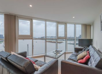 Thumbnail 2 bed flat to rent in Hamilton House, St George Wharf, Vauxhall, London