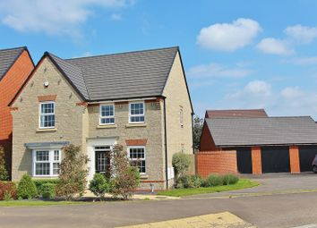 Thumbnail 4 bed detached house for sale in Fieldfare Close, Keynsham, Bristol