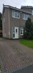 Thumbnail 3 bed property to rent in Heol Cae Rhosyn, Birchgrove, Swansea