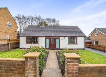 Thumbnail 2 bed detached bungalow for sale in Raglan Street, Eastwood, Nottingham